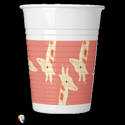 Safari Plastic Cups