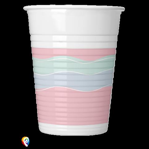 Elegant Party Plastic Cups