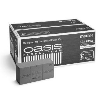 OASIS® Noir Ideal Floral Foam Maxlife Brick