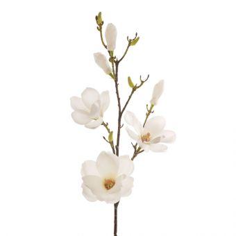 Artificial Magnolia Spray