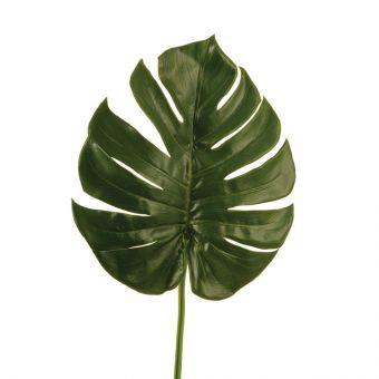 Artificial Split Philodendron Leaf Stem