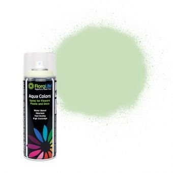 FloraLife® Aqua Colors Soft Green Spray Paint 400ml