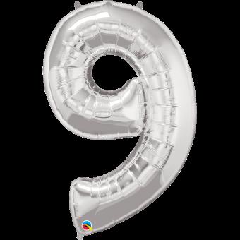 Number 9 Balloon