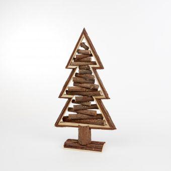 Carmel Tree - Natural - 50cm