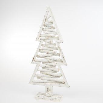 Carmel Tree - White Wash - 70cm