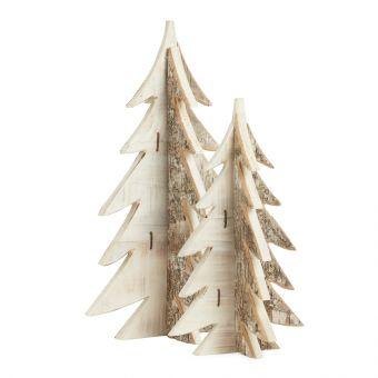3D Wood & Birch Tree