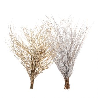 Winter Branches Glittered