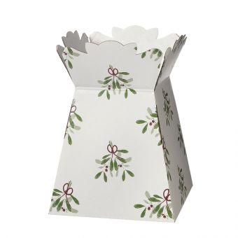 Oh Mistletoe Porto Vases