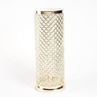 Crystal Column - Gold - 60cm
