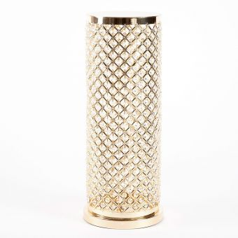 Crystal Column - Gold - 90cm