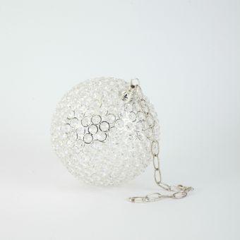 Crystal Globe - 21cm