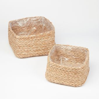 Square Forde Lined Bowl (Set of 2)