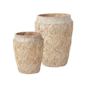 Basswood Vase