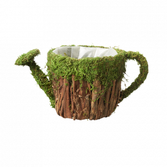 Wetlands Lined Watering Can