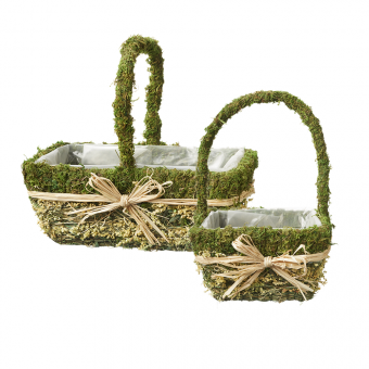 Moana Lined Baskets