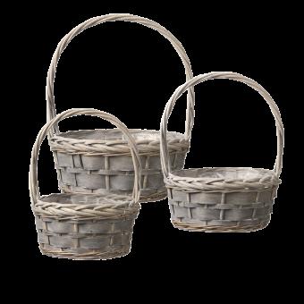 Drury Lined Basket