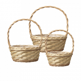 Albury Lined Basket