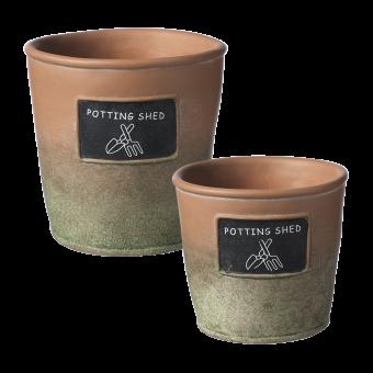 Potting Shed Pot