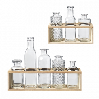 Marco Crate with Bottles