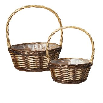 Hyland Lined Baskets