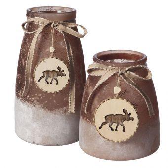 Elk Vase