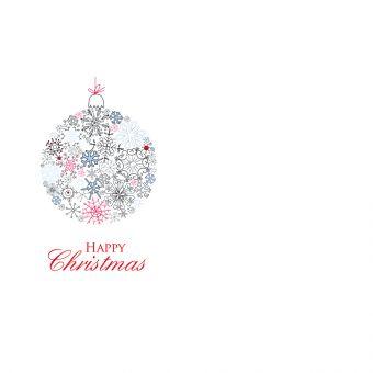 Happy Christmas - Bauble