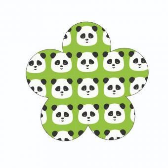 Panda Heads