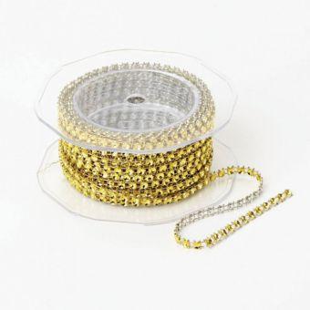 Plastic Diamond String