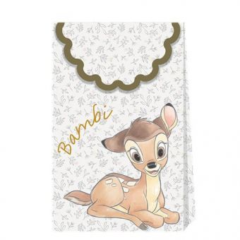 Disney Bambi Collection Paper Bags