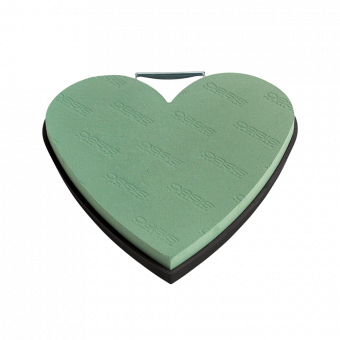 OASIS® NAYLORBASE® Ideal Floral Foam Hearts