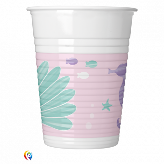 Party Under the Sea Plastic Cups
