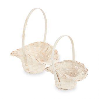 Bridesmaids Lined Basket
