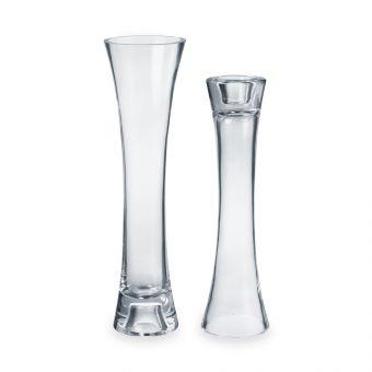 Clara Candlestick Vase