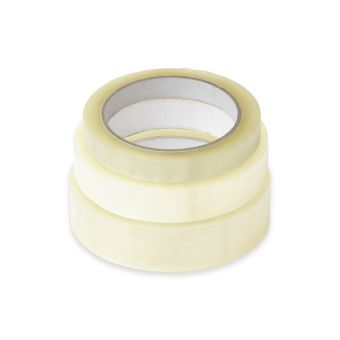 Crystal Clear Adhesive Tape