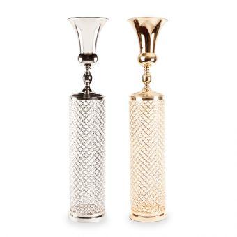 Crystal Column & Urn