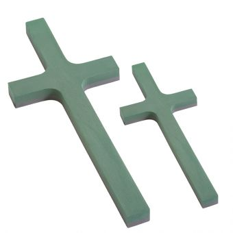 OASIS® FOAM FRAMES® Ideal Floral Foam Crosses
