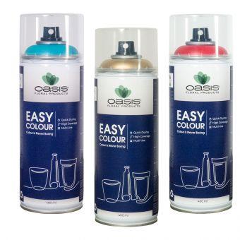 OASIS® Easy Colour Spray Paints