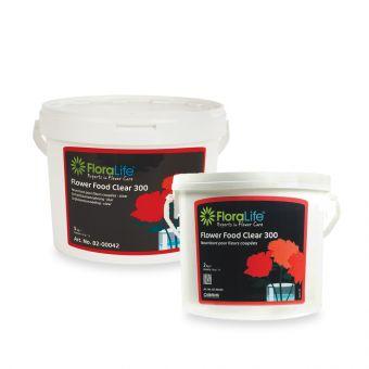 FloraLife® Flower Food Clear 300 Powder