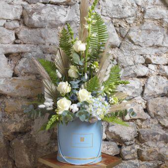 Hamilton Hat Boxes (Set of 3)
