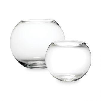 Handmade Glass Fishbowl