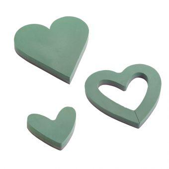 OASIS® FOAM FRAMES® Ideal Floral Foam Hearts