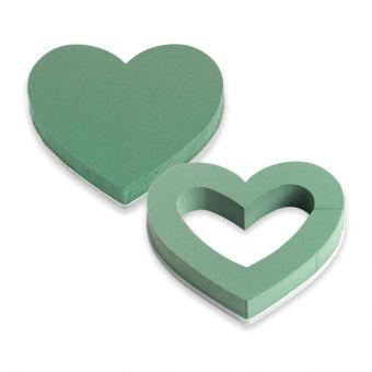 OASIS® Ideal Floral Foam Heart 18cm