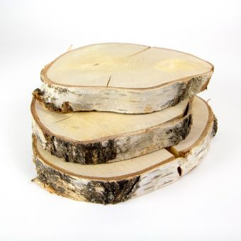Round Wood Slice