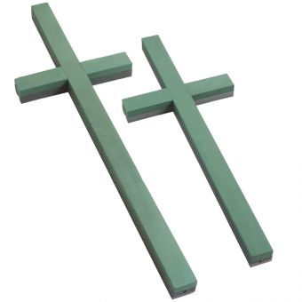 OASIS® FOAM FRAMES® Ideal Floral Foam Reinforced Crosses