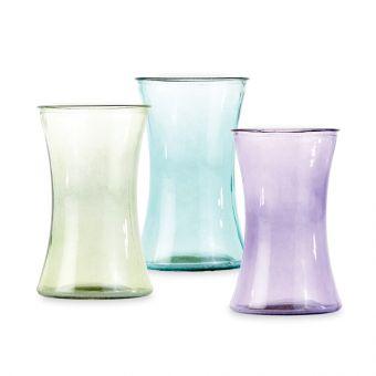 Serena Handtied Glass Vase