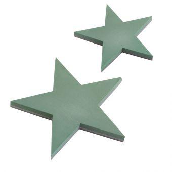 OASIS® FOAM FRAMES® Ideal Floral Foam 5 Point Stars