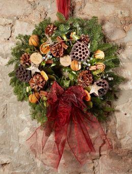 Christmas Charm Wreath Kit