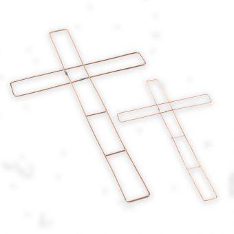Flat Wire Cross