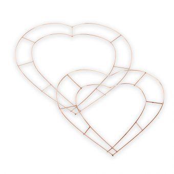 Flat Open Heart