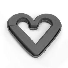 OASIS® Biolit Noir Ideal Floral Foam Open Heart Pack